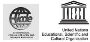 ICDE: International Council for Open and Distance Education. Socio Consultivo de la UNESCO