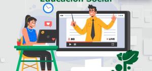 Taller Virtual para Educadoras/es Sociales de Resolución de supuestos prácticos en convocatorias de oposiciones, tanto para las Administraciones Autonómicas como para las Administraciones Locales.