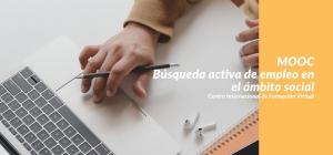 MOOC: Búsqueda activa de empleo en el ámbito social