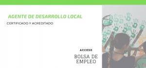 Curso Internacional Online Certificado y Acreditado de Agente de Desarrollo Local