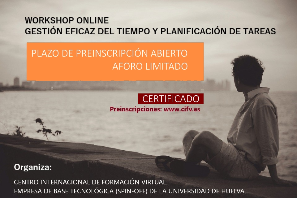 Workshop Gestion tiempo CIFV